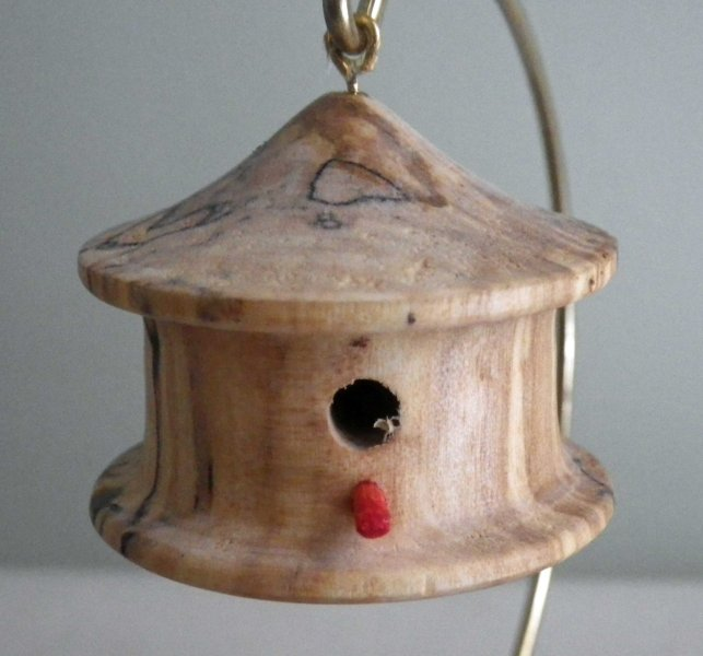 Mini Birdhouse /ornament